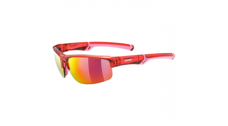 Uvex Sportstyle 226 brýle red pink