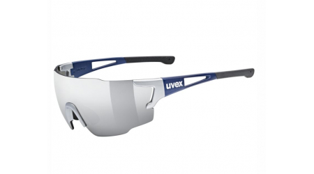Uvex Sportstyle 804 brýle Silver Blue/Mirror Silver 2020