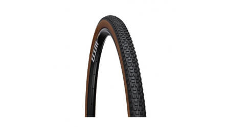 WTB Cross Boss Light Fast Rolling Tire Tanwall gravel plášť kevlar